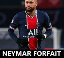 LDC – Match retour contre Barcalone : Le verdict est tombé pour Neymar Jr