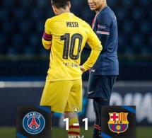 Ligue des champions: Le Psg élimine le Barça sans convaincre
