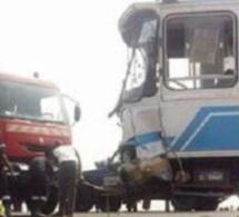 Dernière minute : Collision entre un bus et un camion près de Dakar Arena, des morts enregistrés