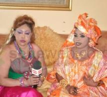 Les célébrités sénégalaises: Lorsque le maquillage se confond toujours avec leur visage...on y voit plus rien!