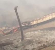Gambie : Un affrontement entre un Sénégalais et un pêcheur gambien vire au drame, un poste de police incendié