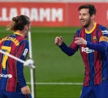 Liga: le Barça étrille Huesca (4-1)