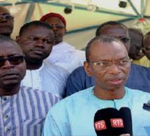 Manifestant tué par balle à Diaobé : La famille du défunt Sadio Camara reçoit 5 millions du ministre de l'Agriculture