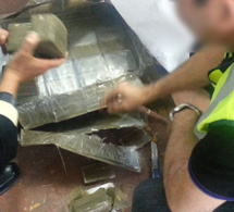Saisie de 52 tonnes de haschisch en Espagne, un record en Europe