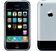 """Apple """"enterre"""" l'iPhone de première génération en juin"""