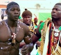 Garga Mbossé blessé dans le stade et évacué, son combat contre Lac Rose vient d'être avorte.