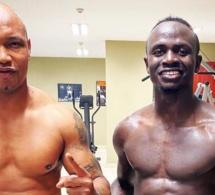 Vestiaire des joueurs sénégalais: Sadio Mané et El Hadji Diouf, l'ambiance est au rendez-vous