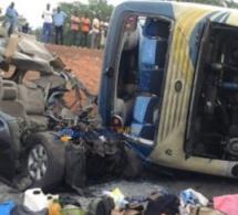 Urgent – Diourbel : Un accident de circulation fait 09 blessés dont 05 graves