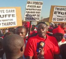 Fermeture de toutes les voies d'accès du camp militaire : Les populations de Thiaroye et Pikine sonnent la révolte…