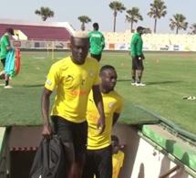 Match contre l'Eswatini :Première séance d'entrainement des Lions du Sénégal