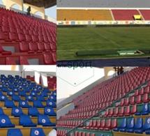 Sénégal – Eswatini : Le stade de Lat Dior se refait une beauté