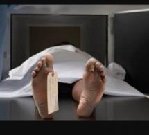 Kaolack - Un homme marié mort dans une auberge, serviette autour de la...