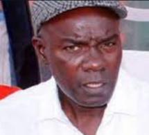 Hommage de Matar Ba Matar BA, Ministre des Sports à Alassane Dia, Inspecteur et entraîneur de football, membre de la Direction technique nationale