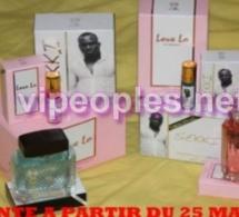 Le Parfum XLO disponible à partir du 25 Mai 2013