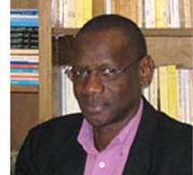 Samba GADJIGO, professeur de français et de littérature africaine à Mount Holyoke College