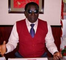 Pr Malick Ndiaye, enseignant à l'université de Dakar