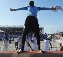 Can de beach soccer: le Sénégal en Finale