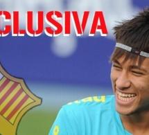 C'est officiel : Neymar au Barça la saison prochaine!