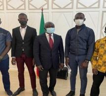 Médiation en pleine manifestation de colère des étudiants de l''ENSTEP: Cet acte plein de courage d'Idrissa Seck
