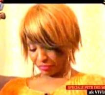 Viviane fond en larme après avoir écouté son nouveau single Sama Yaye