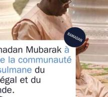 Ramadan : Le message du Président Macky Sall