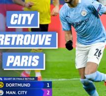 LDC : Manchester City rejoint le PSG de Gana Guèye en demies finales