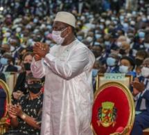 Le Président Macky Sall a pris part ce vendredi à la cérémonie de prestation de serment de son homologue congolais Dénis Sassou Nguesso.