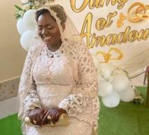Carnet blanc : Oumy Rejina Sambou de la série Maîtresse d'un homme marié s'est mariée !