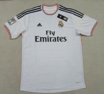 Le nouveau maillot domicile du Real Madrid entre en scène !