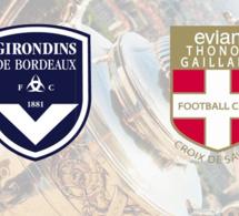 Finale Coupe de France: Bordeaux - Evian TG