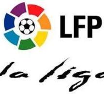 La liga espagnole en menace!