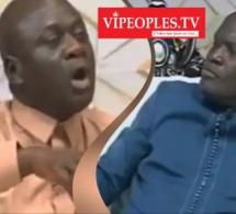 Clash Aliou Sow et Gaston Mbengue Khalissou État bi nga Organisé je suis plus intelligent que toi.