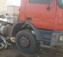 Mbacké: Un camion heurte une charrette et tue sur le coup une mineure...