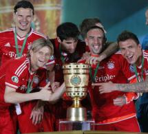 Coupe - Championnat - C1: Le triplé du Bayern