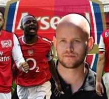 Arsenal : Thierry Henry, Patrick Vieira et Dennis Bergkamp soutiennent le projet de rachat du patron de Spotify !