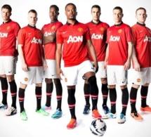 En fin! Le nouveau maillot de Manchester United entre en scène