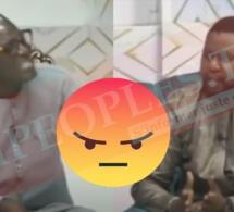 Clash entre Pape Makhtar de la Sen Tv et Mame Gor Diazaka qui secoue la toile , Regardez