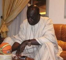 """Baba Tandian: """"Le Nigéria, le Mali, ont 10 km d'avance sur nous, ce sera difficile de voir le Sénégal sur le podium"""""""