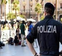 Six mois de suspension pour le policier italien: Il avait malmené un dealer sénégalais