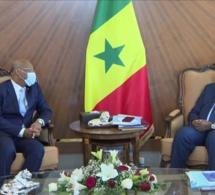 En visite à Dakar : Jean Claude Kassi Brou de la CEDEAO élevé au rang de Commandeur dans l'ordre national du Lion