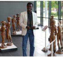 Décès du sculpteur Tafsir Momar Guèye, créateur du monument en bronze de la Place Soweto