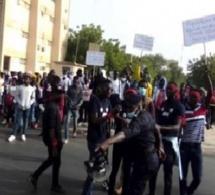 Colère des étudiants ressortissants de Kaolack: Les raisons d'une manifestation