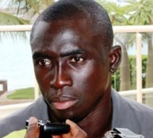 Papis Demba Cissé en point de presse cet après midi.