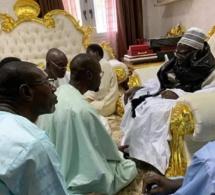 - Ousmane Sonko reçu par le Khalife général des Mourides