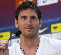 Lionel Messi s'active a lutter contre le paludisme en Afrique.