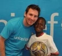 Dernière minute : Lionel Messi est arrivé à Dakar