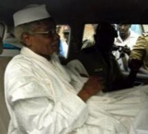 """Arrêté """" avec tact """", Habré soupçonné de détenir des armes de guerre (procureur)"""