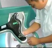 Al Hassane Ndiaye invente la bouilloire électronique pour les ablutions