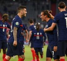 La France remporte son premier match de l'Euro 2020 face à l'Allemagne