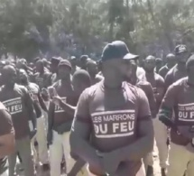 Forte présence de nervis auprès de Macky Sall: « Les germes d'une guerre civile … », décèle le mouvement Y en a marre